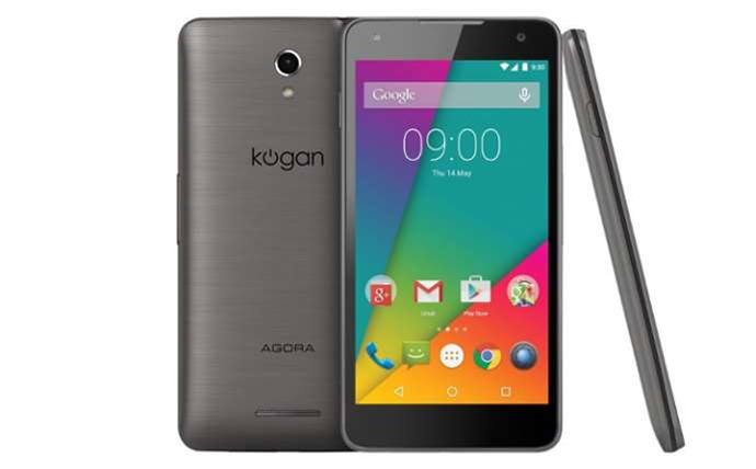Kogan releases 4G smartphone for $299