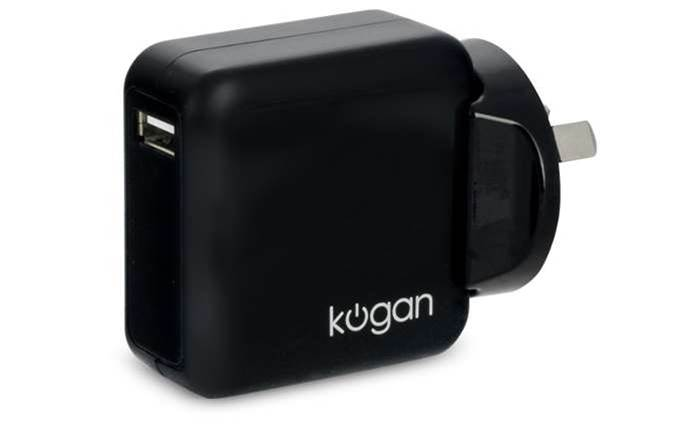 Kogan USB charger may electrocute, warns ACCC
