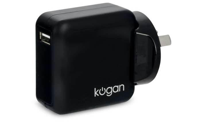 Kogan USB charger may electrocute, warns ACCC