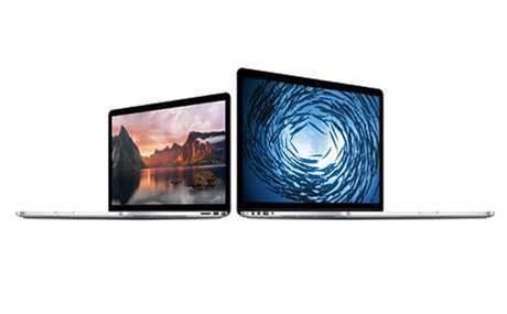 Apple lops $200 off top MacBook Pro, boosts speed