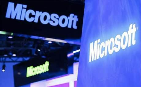Microsoft rides slight PC recovery
