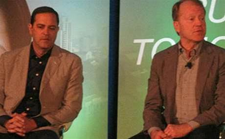 'Chuck, I'll be your wingman': Cisco's John Chambers