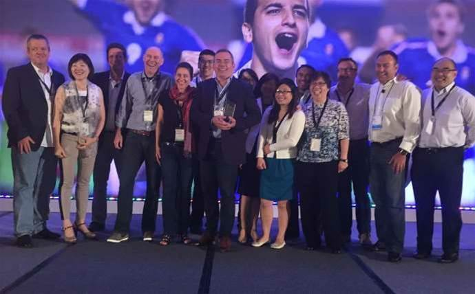 Sydney-headquartered reseller takes out SAP award