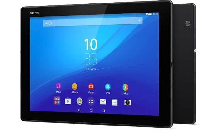 Sony launches Xperia Z4 Tablet, M4 Aqua smartphone