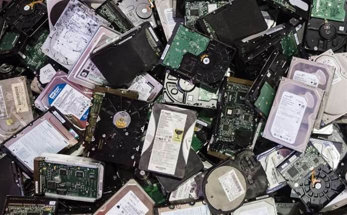 Data security stops 40% of Aussies from recycling