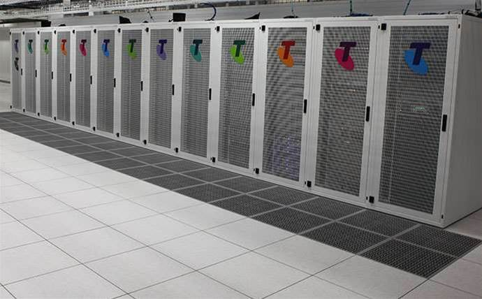 Inside Telstra's Clayton data centre