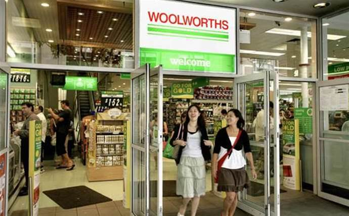 Woolworths writes down millions in IT assets