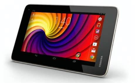 Toshiba reveals budget Windows and Android tablets