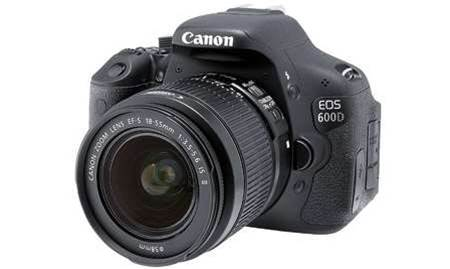 Canon EOS 600D reviewed: superb, but better than the 550D?