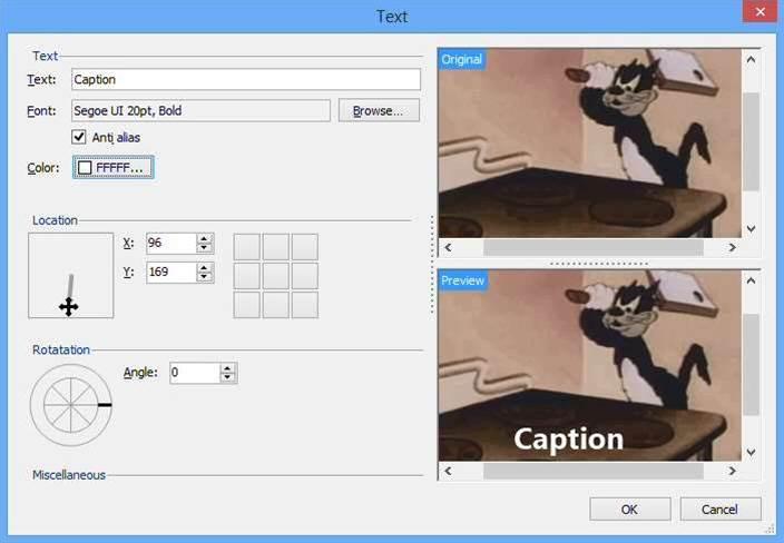 Cyotek Gif Animator 0.0.3.0 adds sprite sheet creator