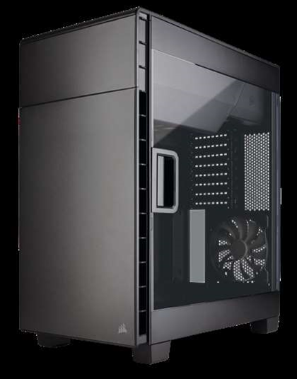 Review: Corsair's Carbide 600C turns your PC upside down