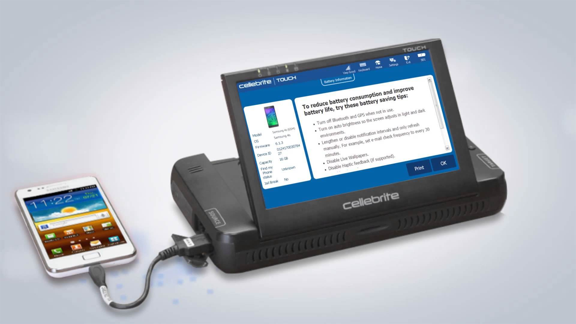 Cellebrite loses 900GB of customer data in breach of old server