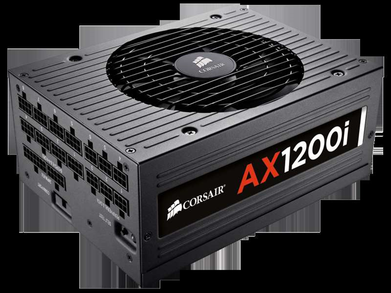 Labs brief: Corsair AX1200I