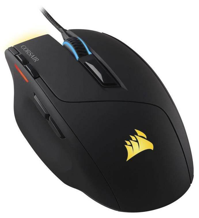 Corsair upgrades Sabre RGB mouse with 10,000dpi sensor