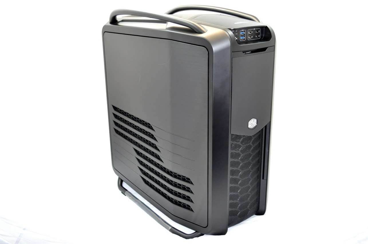 Cooler Master's Cosmos II Ultra Tower impresses