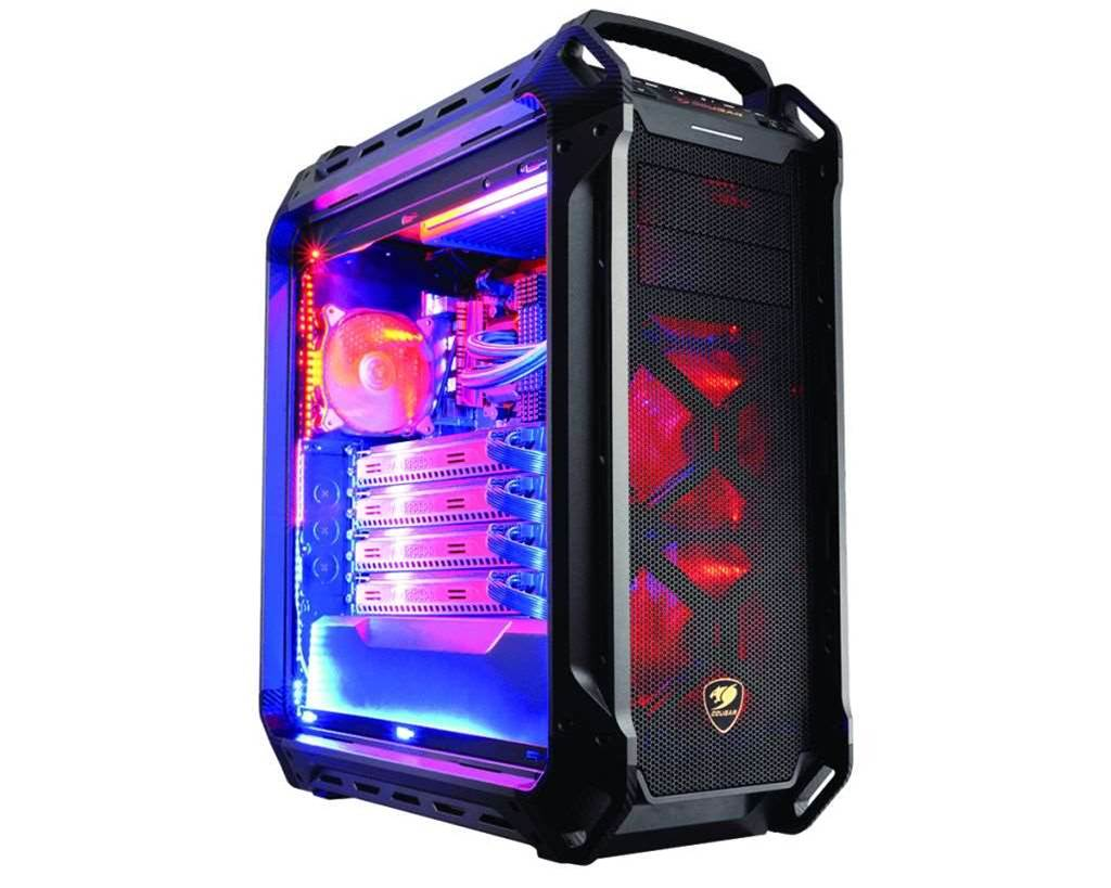 Review: Cougar Panzer Max PC case