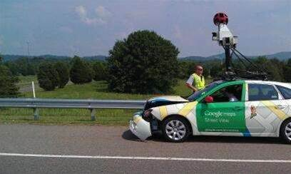 Google retained Street View data in UK