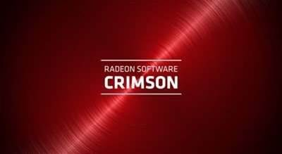 AMD's Radeon Software Crimson Edition is out now
