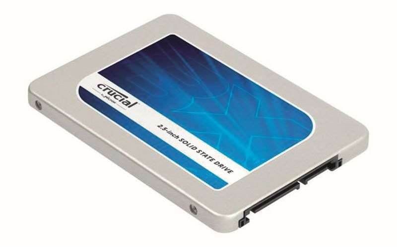 Review: Crucial BX200 480GB SSD