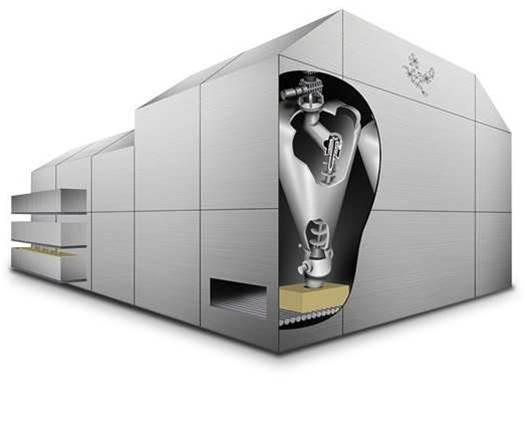 Cryomation Cryomator