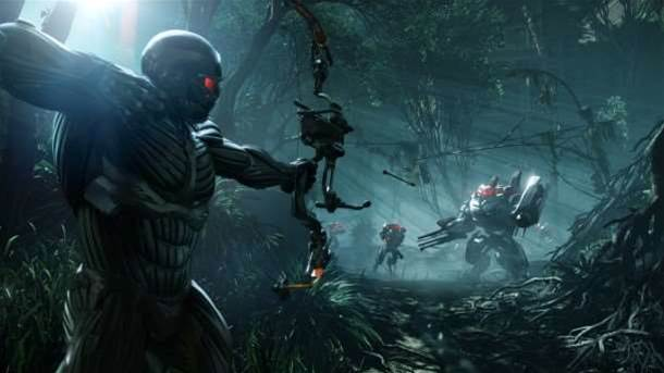 "Crytek ""pretty sure"" that Crysis 3 will support DX11 at launch; announcement trailer released"