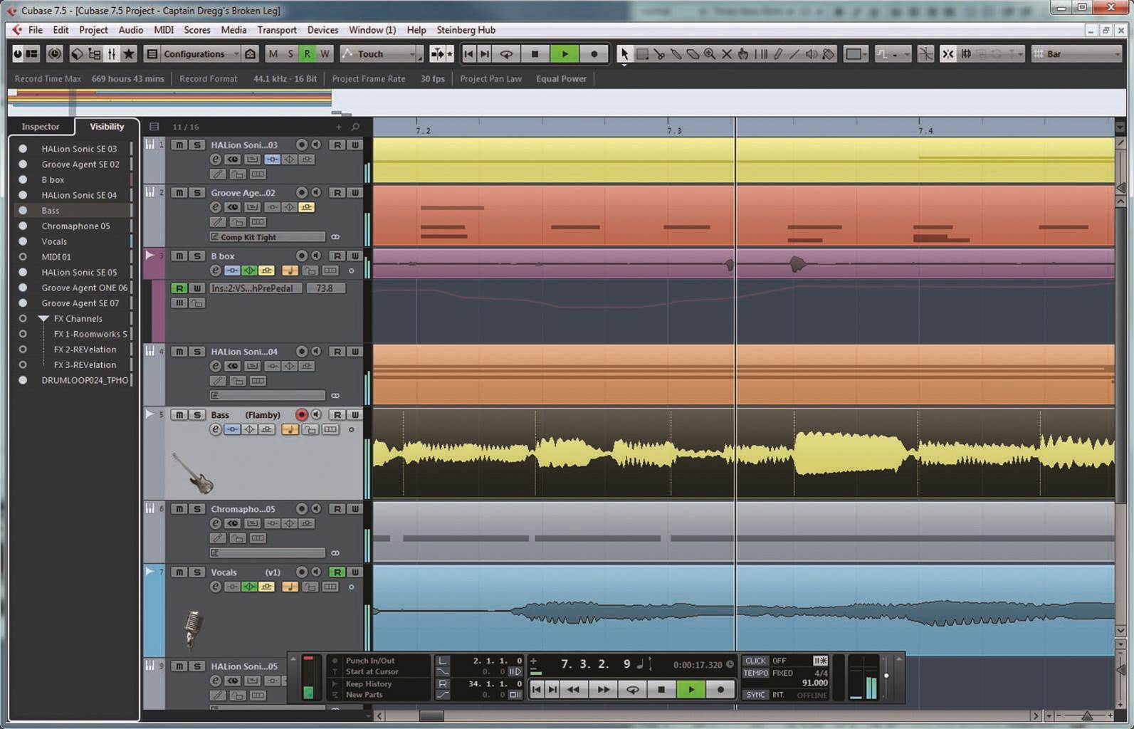 Review: Cubase 7.5