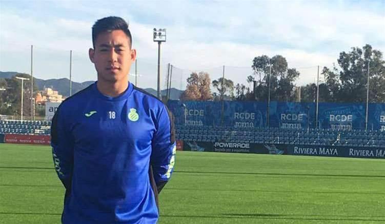 Espanyol snap up Aussie teen