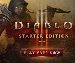 Blizzard announces free Diablo III Starter Edition