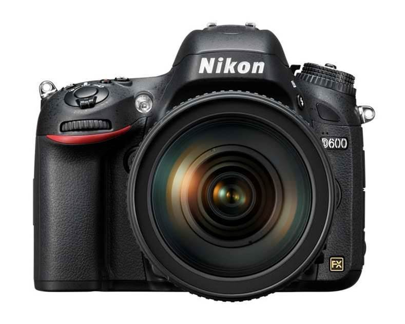 Nikon announces new D600 DSLR, on shelves next week