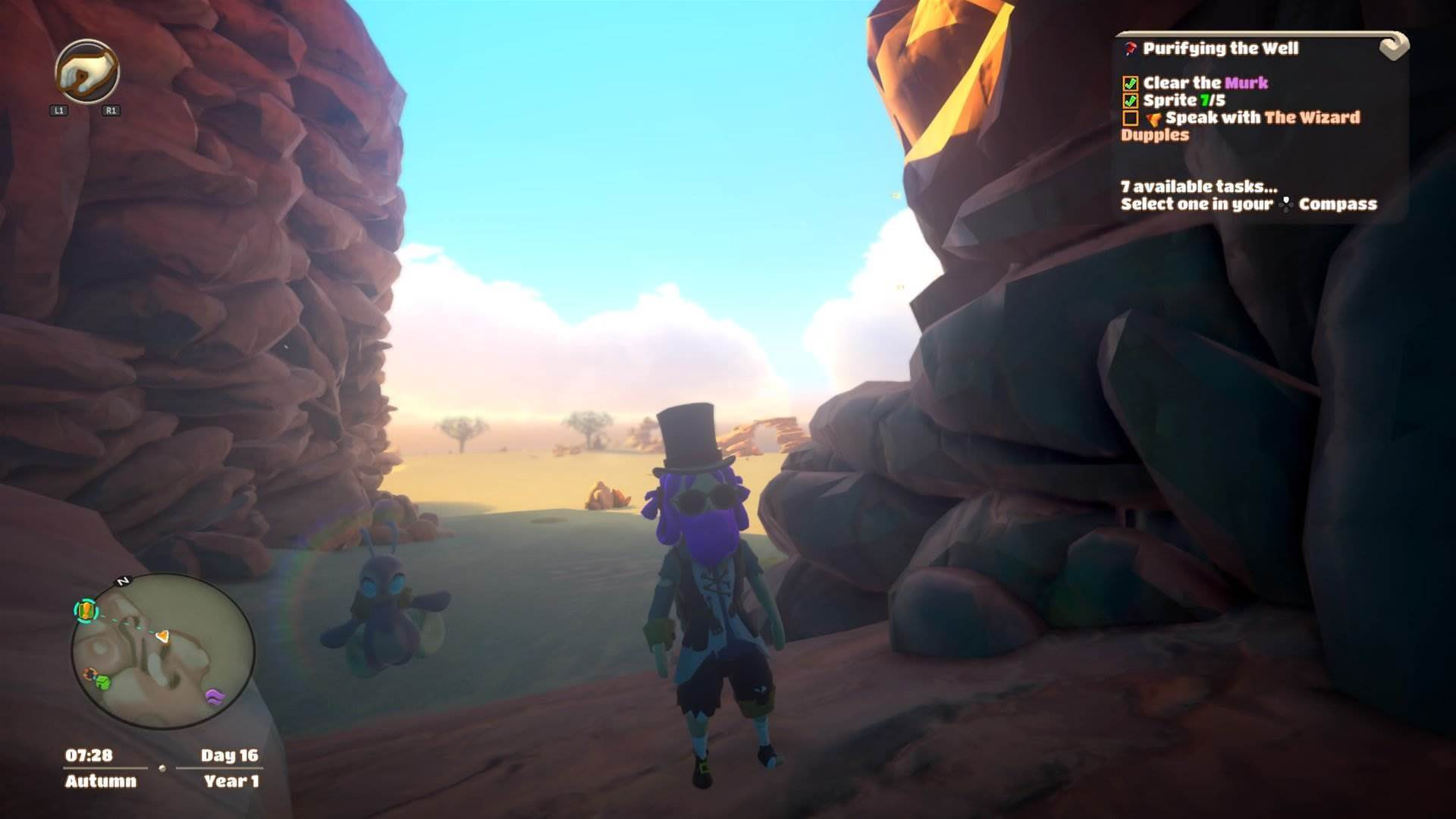 Review: Yonder: The Cloud Catcher Chronicles