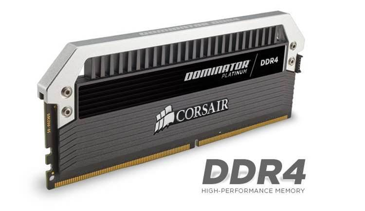 Corsair announces new unbuffered 128GB DDR4 RAM kits