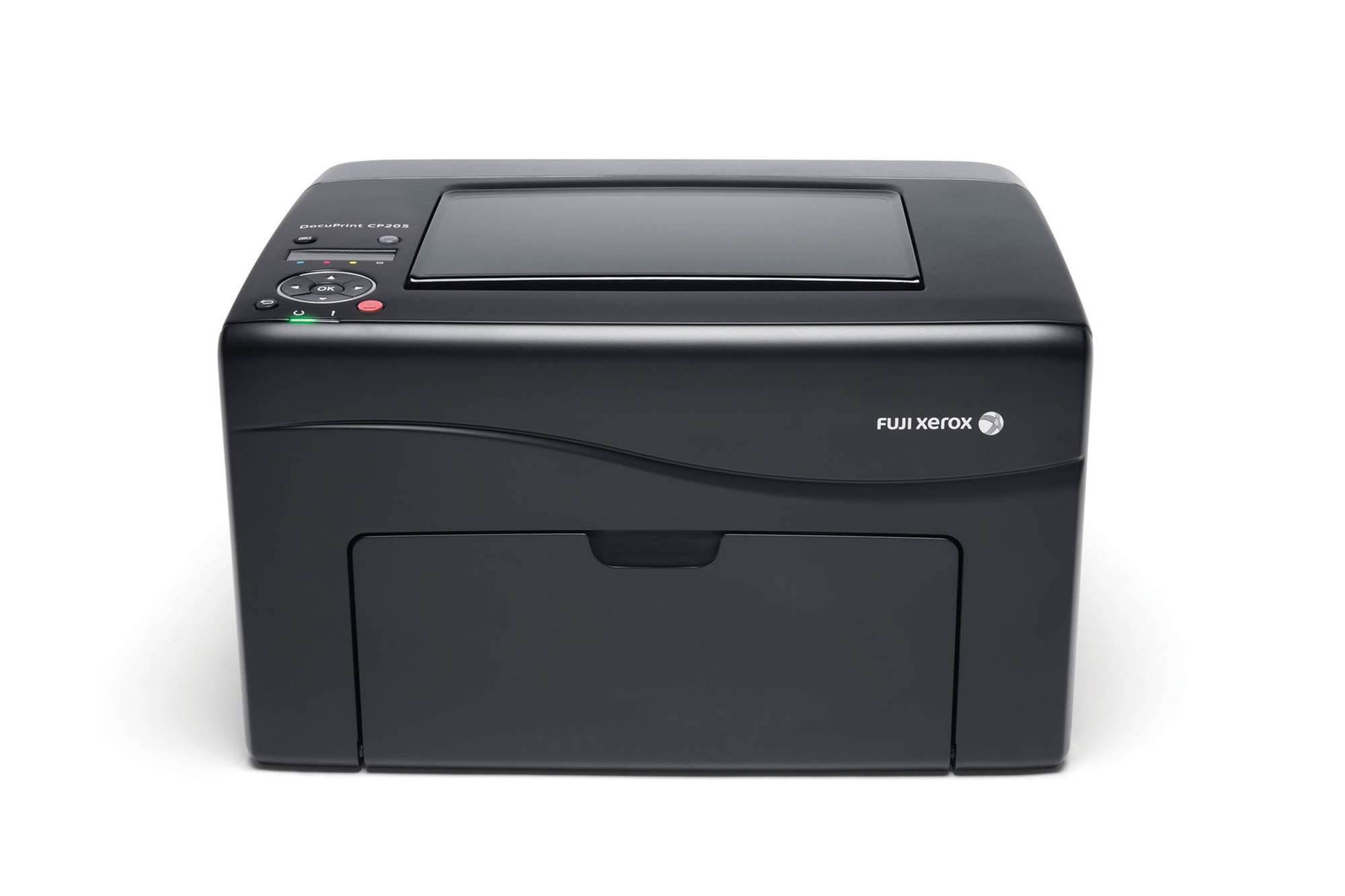 Product brief: Fuji-Xerox Docuprint CP205