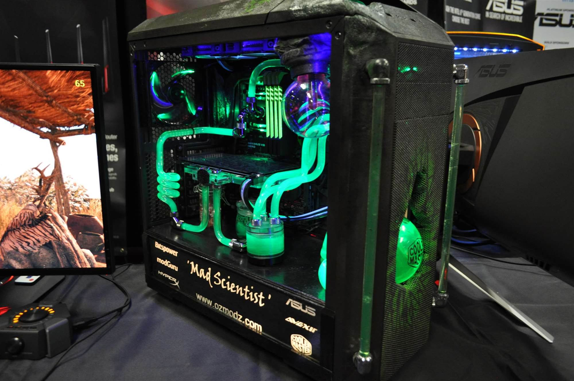 Upgrade Australia: Case mod special, feast your eyes on these PC beauties