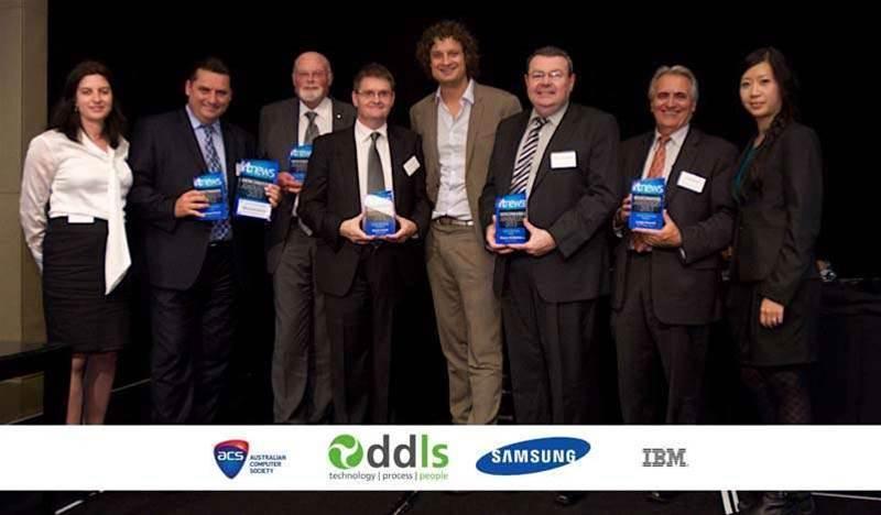 Benchmark Award winners