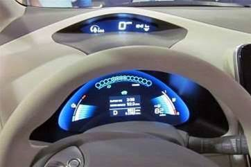 Nissan Leaf leaks driver speed and location