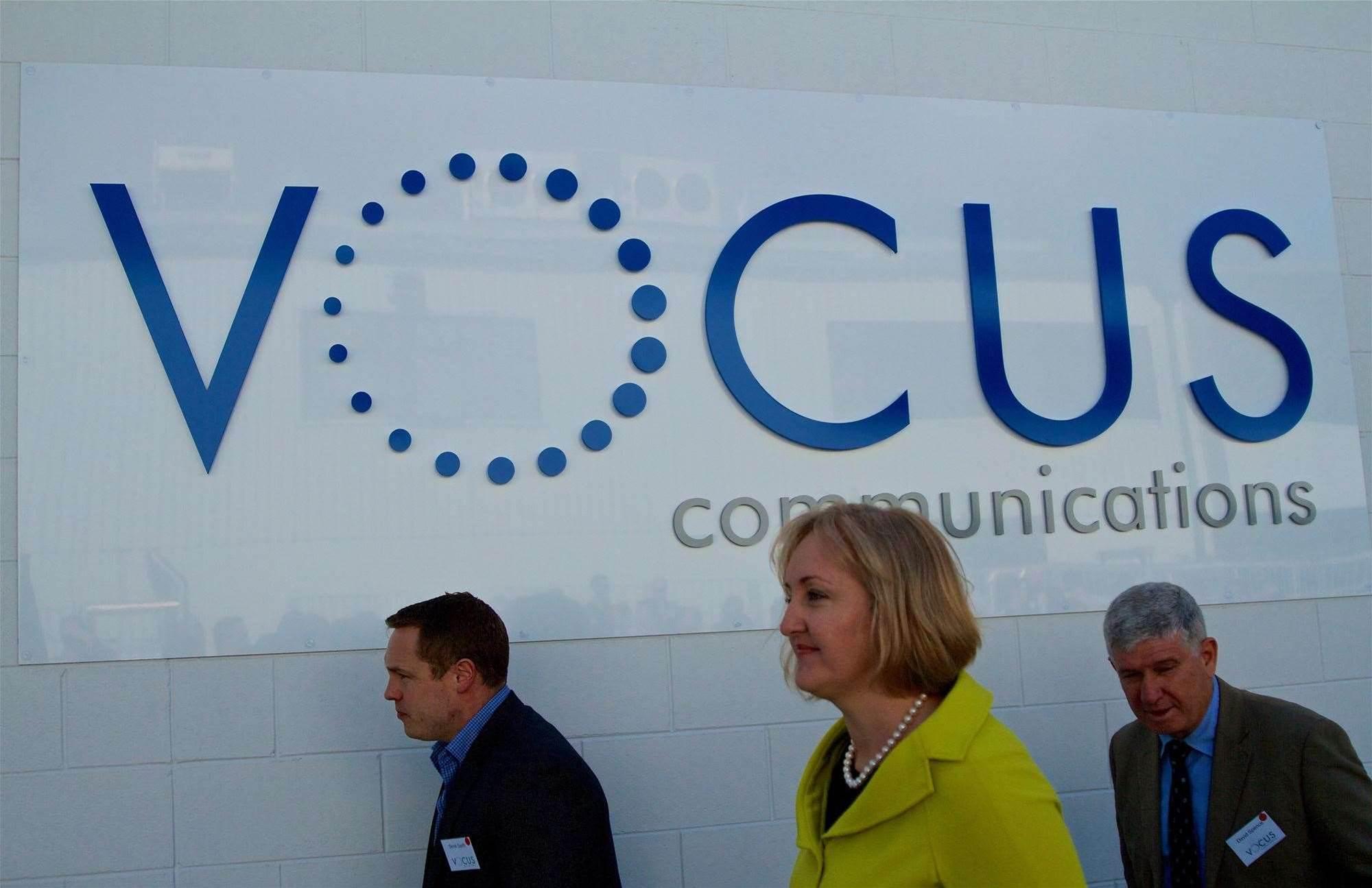 Vocus expands data centre operations