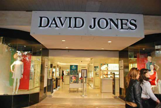David Jones website hacked, customer data stolen