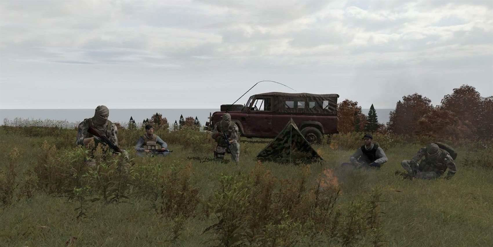 DayZ will get a full, final release - in 2016