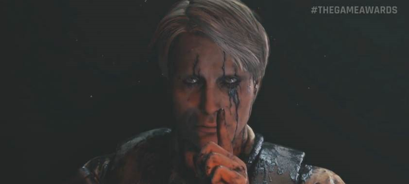 Latest footage from Hideo Kojima's Death Stranding looks weird but has Mads Mikkelsen