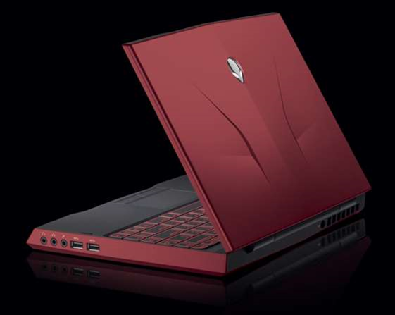 Alienware M14x R2 laptop - Ivy Bridge on the go