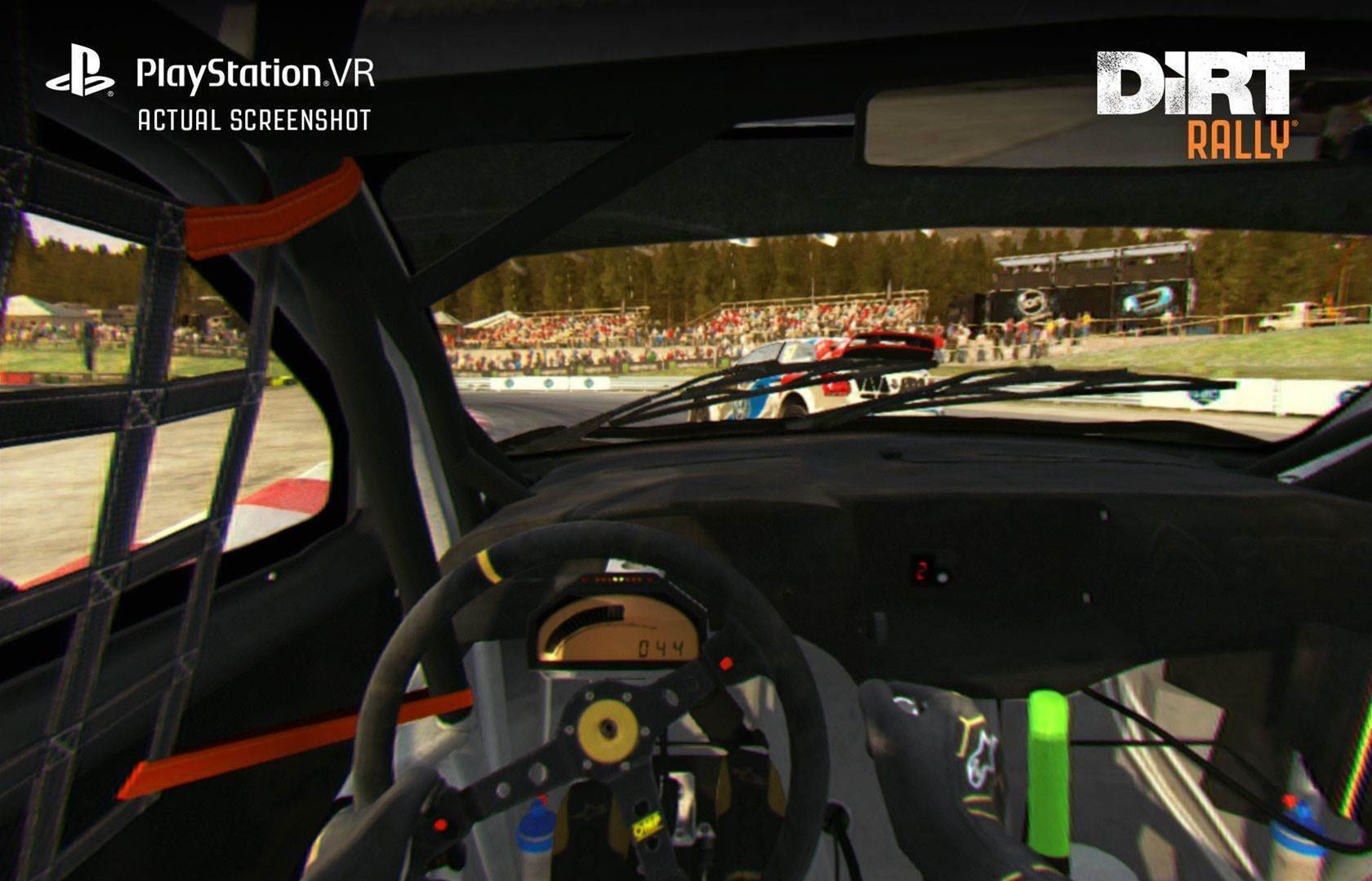 DiRT Rally coming to a PSVR near you