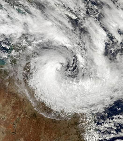 Telstra revises impact of Cyclone Dylan