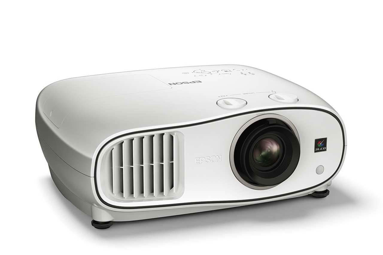 Epson reveals new wireless-capable projector to home theater range