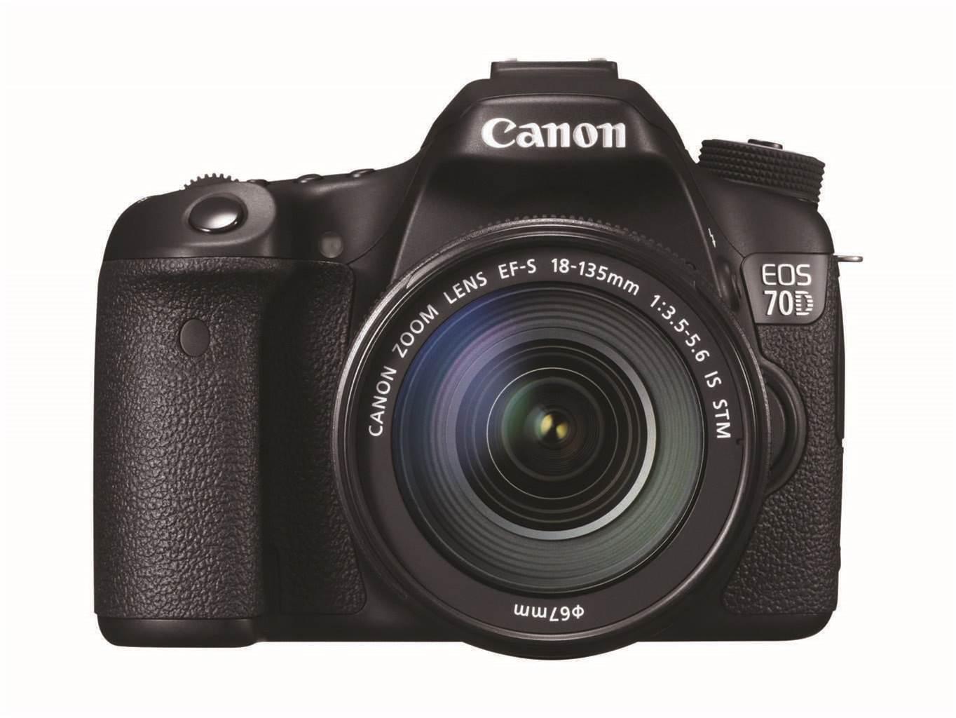 Review: Canon EOS 70D