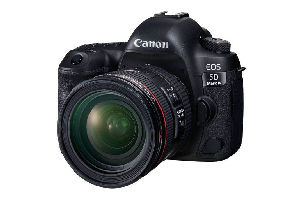 Review: Canon EOS 5D Mark IV