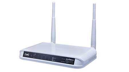 Edimax BR-6475ND: best-value product in our wireless router test
