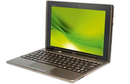 Asus Eee Pad Transformer TF101: part tablet, part netbook