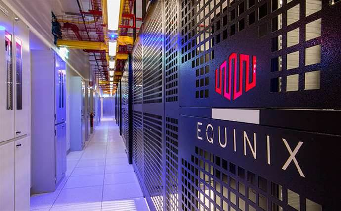Equinix goes live with $130m Sydney data centre