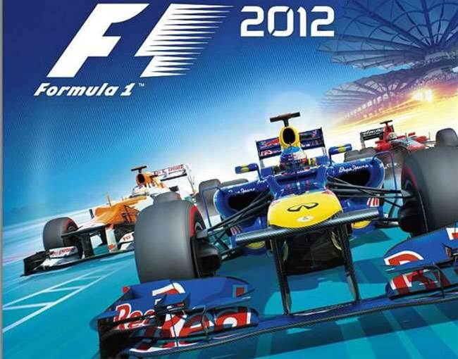F1 2012 review