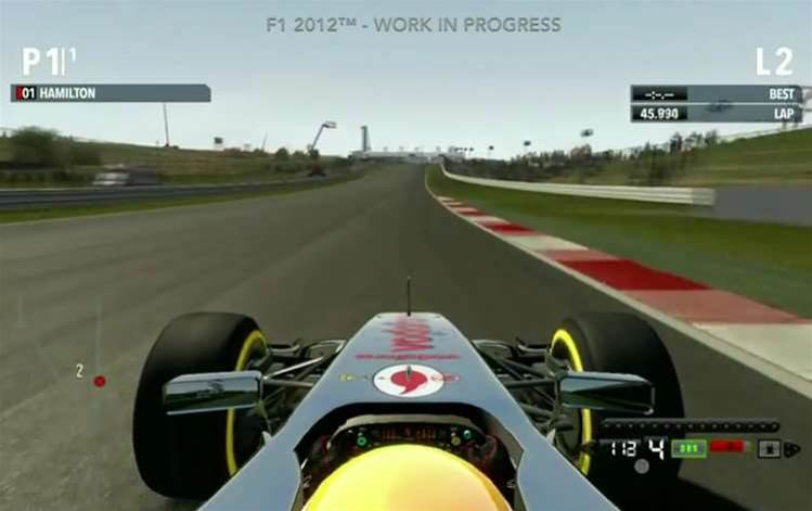 F1 2012 gets a release date, new dev diary